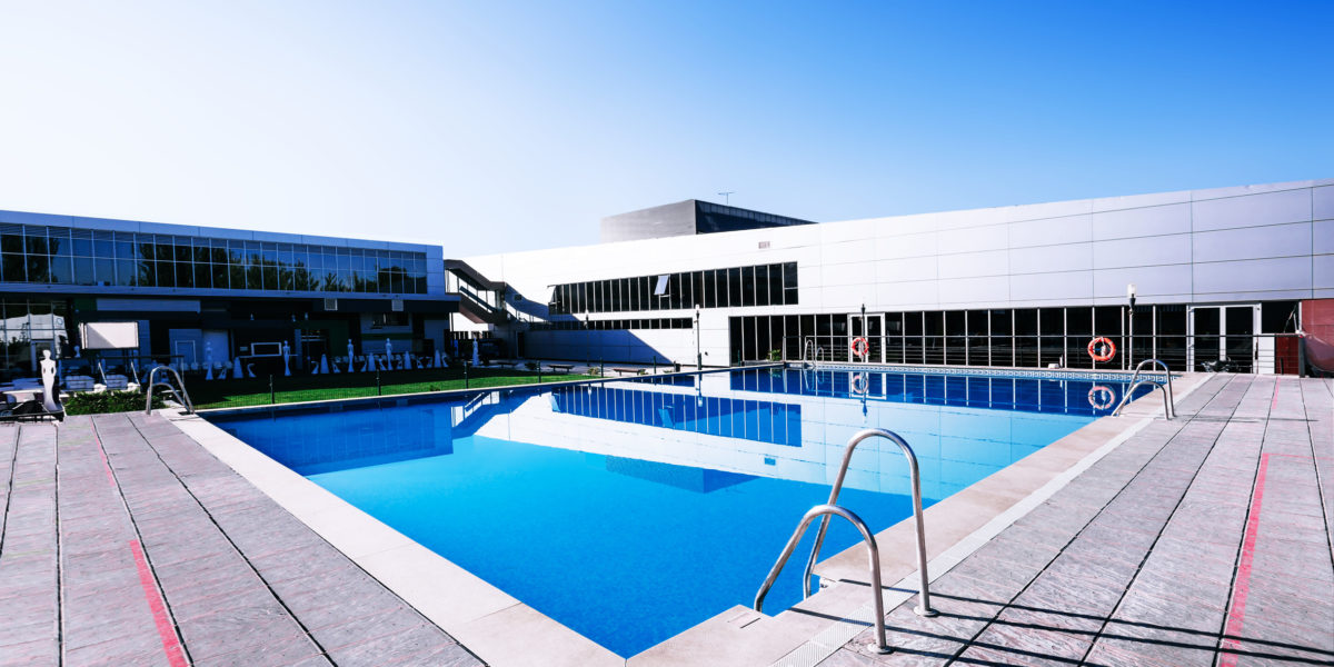 Piscina - Spa - Gimnasio