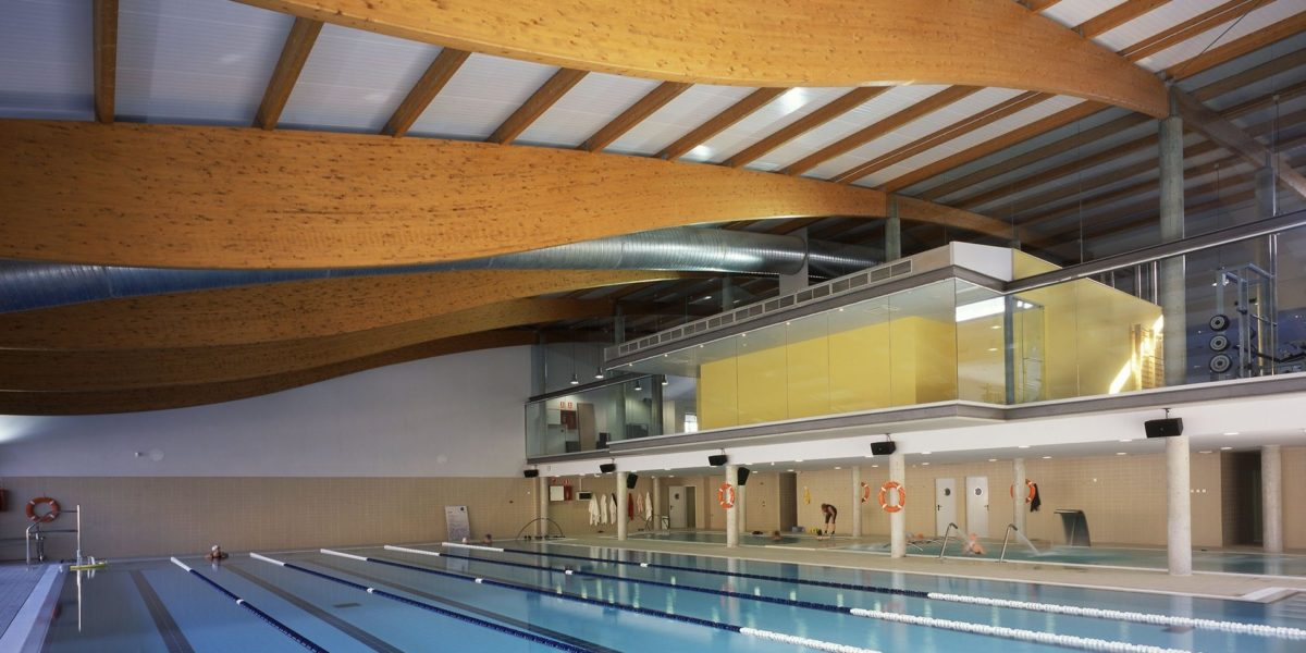 Girona gimnasio piscina