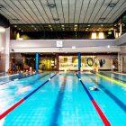 Málaga piscina gimnasio
