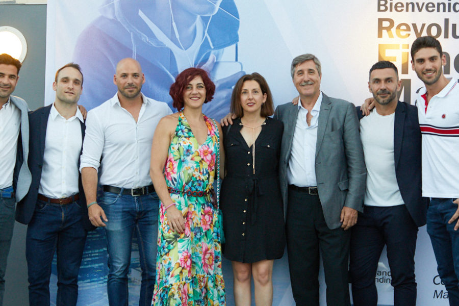 La revolución del fitness llega a Madrid con O2CW Manuel Becerra