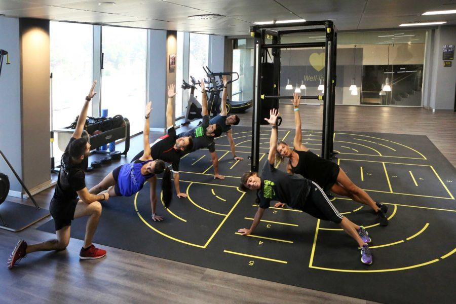 O2CW incluye los Group Trainings en su panel de actividades