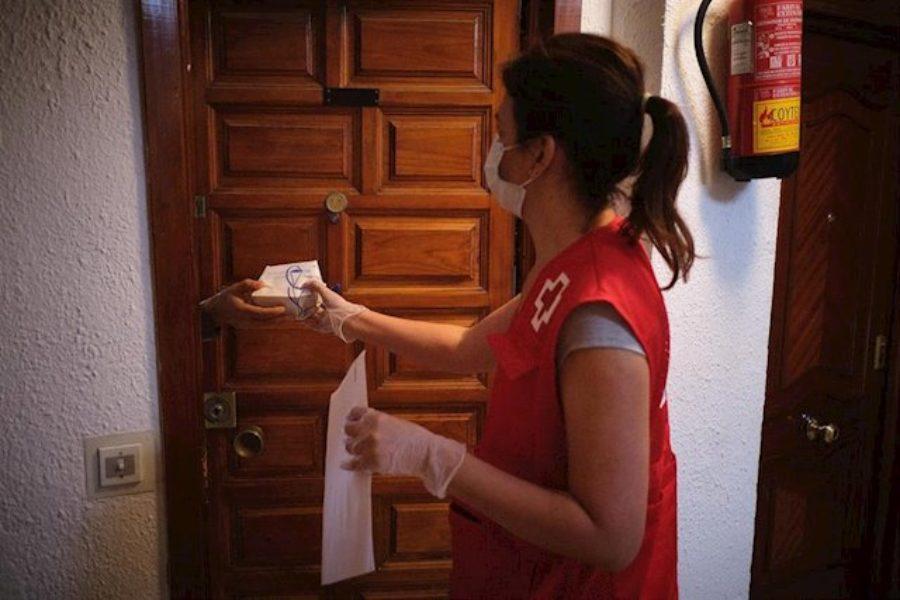 O2 Centro Wellness colabora con Cruz Roja Málaga frente al COVID